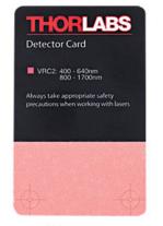 VRC2 - 可視赤外域ビュワーカード