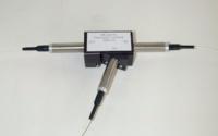 Fiber Polarization Beam Combiner