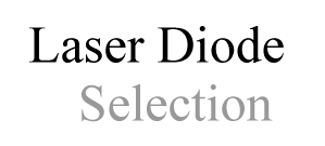 LD selection