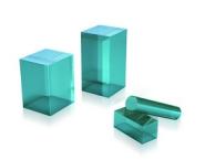 LiSAF LiSGaF and LiCAF Crystals