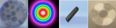 Optical fiber component