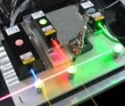 RGB lasers