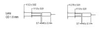 Single Mode Fiber Collimator-2000nm