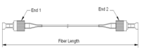 Single Mode Fiber Patchcord-2000nm