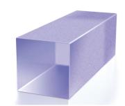 Yb CaF2 Crystals