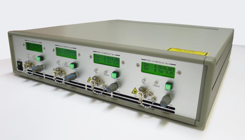 4波長一体型LD電源